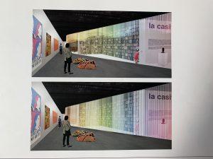Interior design concepts for La Casita